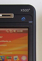 Eten X500+ has VGA display