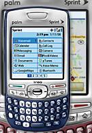 Palm Treo 755p announced for Sprint PCS