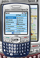 Palm Treo 755p announced for Sprint PCS