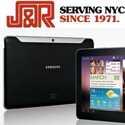 Samsung Galaxy Tab 10.1 available for pre-order at J&R