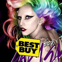 Best Buy is having a free smartphone promotion for Lady Gaga's upcoming CD launch
