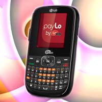 Virgin Mobile's LG200 candybar phone makes messaging features it priority