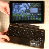 Asus Eee Pad Transformer to see maximum production rates, due to strong demand