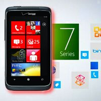 Verizon will start selling its first WP7 in the HTC Trophy starting May 26 for $150