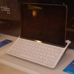 Samsung Galaxy Tab 8.9 unveiled with a keyboard dock in Russia