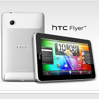 Best Buy's offering of the HTC Flyer doesn't come bundled with the stylus