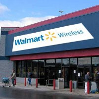 Walmart is aggressively going to increase its wireless sections in its stores nationwide