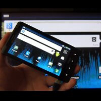 Motorola DROID X2 HDMI-out Demonstration