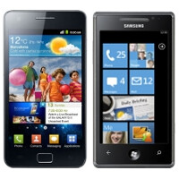 Leaked firmware updates for the Samsung Galaxy S II and the Omnia 7 hint at the changelog