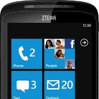 ZTE to outpace Nokia, will launch a WP7 device in Q3