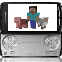 Sony Ericsson Xperia Play to see Minecraft before anybody else will, owners rejoice