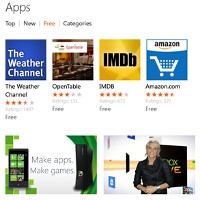 Windows Phone Marketplace will have a Web-based version in time for Mango