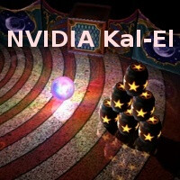 NVIDIA demos quad-core Kal-El for tablets on video