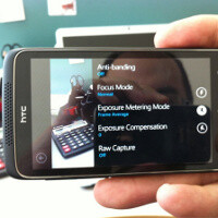12-megapixel WP7 phone by HTC leaks out (hands-on video)