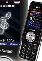 LG Chocolate VX8550 on Verizon site
