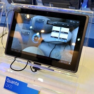 Intel demoes Oak Trail tablets running Android Honeycomb, hints at a bright mobile future