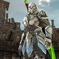 Infinity Blade multiplayer test (video)
