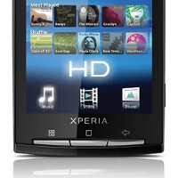 AT&T's Xperia X10 goes back to the future, getting updated to Android 2.1
