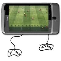 HTC PLAY може да е магазин за игри на HTC