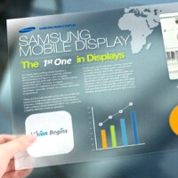Samsung's shiny new OLED display factory opens for business