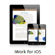 Apple's iWork suite arrives to iPhone