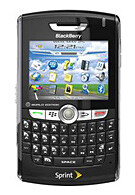 Sprint launches BlackBerry 8830 World Edition