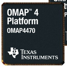 Texas Instruments unveils 1.8GHz, multi-core OMAP4470 ARM processor