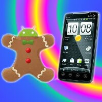 Gingerbread for the HTC EVO 4G is arriving June 6th