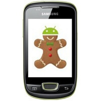Samsung Galaxy mini and Galaxy Gio getting updated to Gingerbread