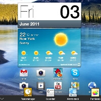 Samsung TouchWiz UX for tablets overview