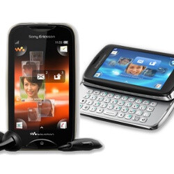 Sony Ericsson uses Facebook to unveil two new phones: Sony Ericsson Mix Walkman, txt pro