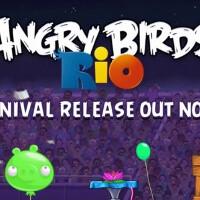 Rovio пусна тийзър на ъпдейта Carnival на Angry Birds Rio, ще се появи скоро