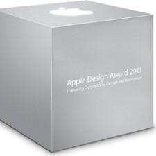 Apple Design Awards отличи най-добрите приложения за iOS през 2011