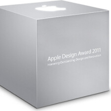 Apple Design Awards recognizes the best iOS apps for 2011