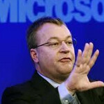 Nokia's Stephen Elop says that all Android devices look and act the same