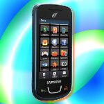 Samsung SGH-T528G is a TouchWiz 2.0 feature phone for Tracfone