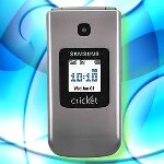 Cricket nabs the Samsung Chrono as well, but prices it more expensive at $59.99