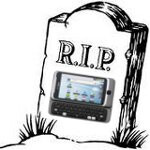 T-Mobile places the venerable G2 on its most recently discontinued list of handsets
