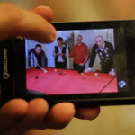 Rewind allows you to take the perfect group photo with your handset