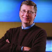 "Bill Gates admits he won't get his kids an iDevice: ""They have a Zune music player. They are not deprived"""