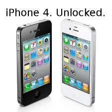 It's official: Apple is now selling an unlocked GSM iPhone 4, prices start from $649