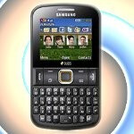 Samsung Ch@t 222 is a dual-SIM capable messaging phone