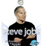 Steve Jobs becomes a comic book hero in August