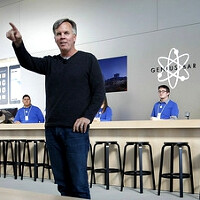 Apple's chief of retail Ron Johnson moves on to J.C. Penney