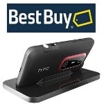 Desktop docking station for the HTC EVO 3D appears on Best Buy's site for $50