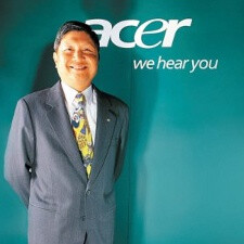 Acer slashes tablet shipment target by more than a half