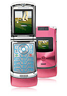 Motorola V3xx in Pink for the Ladies
