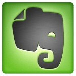 Evernote hits WP7 and looks sexy