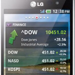LG beats HTC to the punch as the LG Optimus 3D is launched