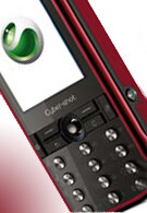 Sony Ericsson K810 comes in red?
